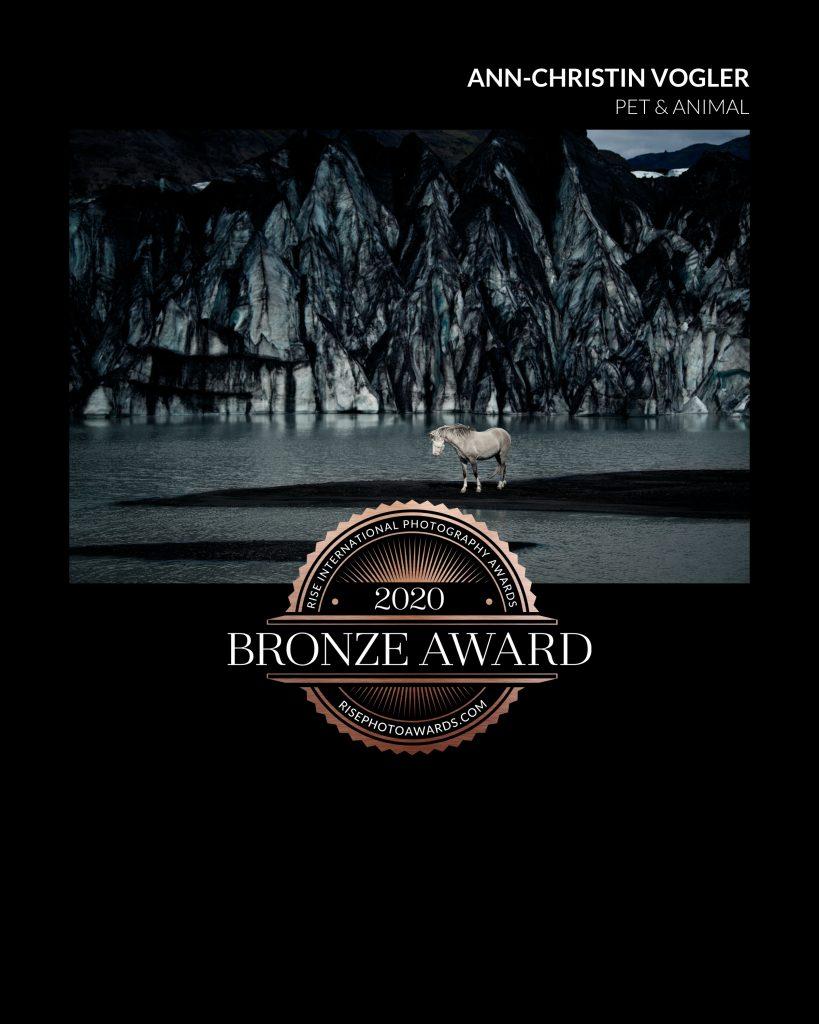 Ponyliebe, Award, Bronze, Auszeichnung, gewonnen